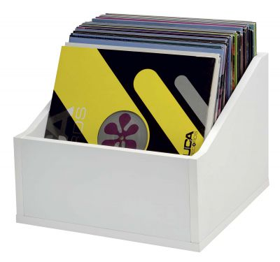 Record Box Advanced 110 White