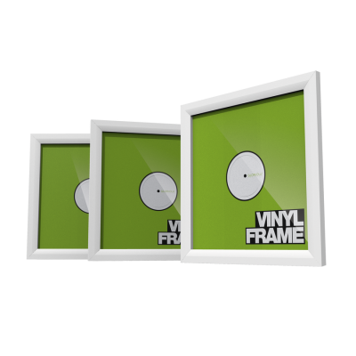 Glorious Vinyl Frame Set white -3 szt.-