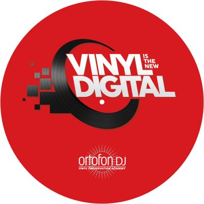 Digitrack Limited sticker Slipmat 60mm