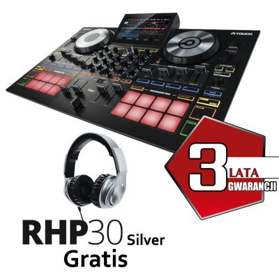 Touch + RHP30 Silver Gratis