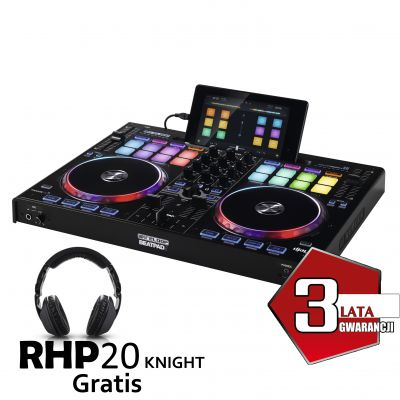 Beatpad 2 + RHP20 KNIGHT Gratis